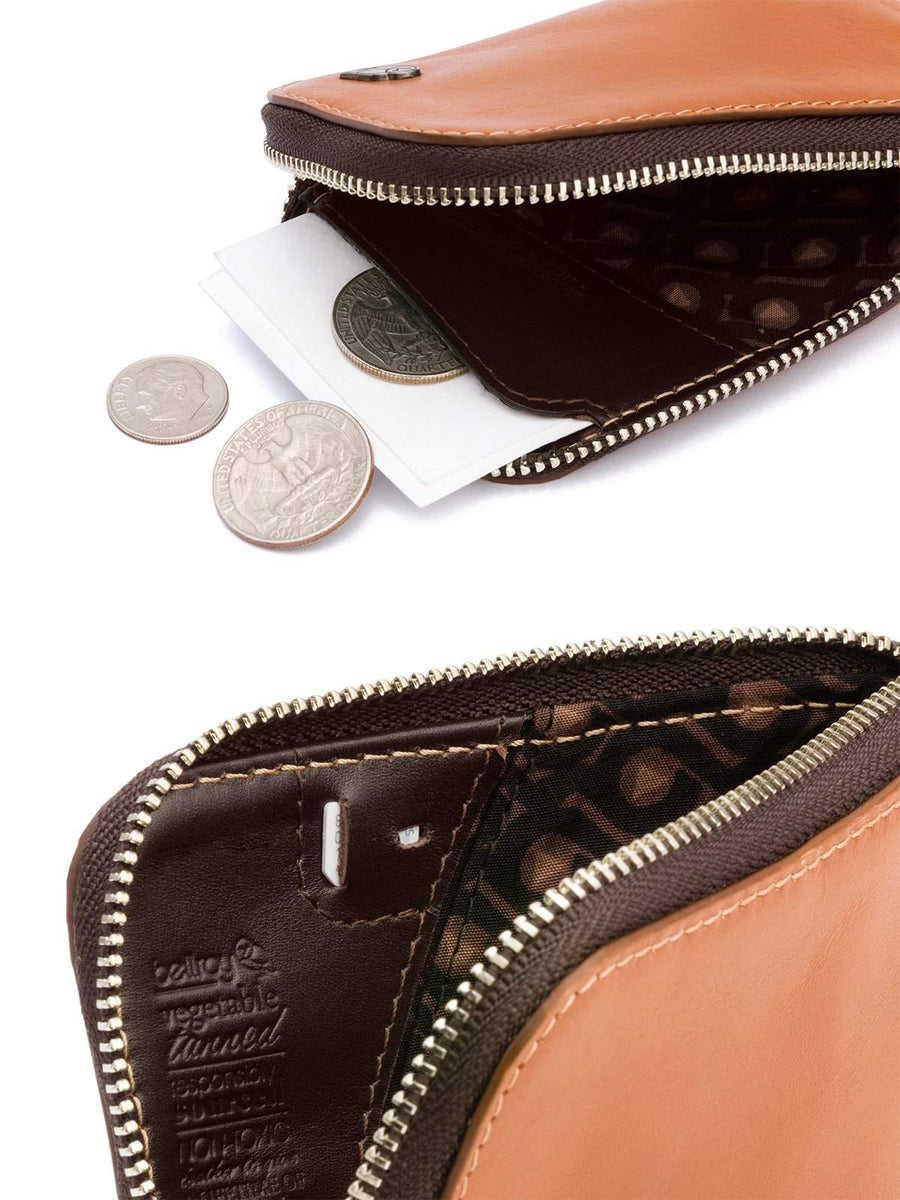 Bellroy Card Pocket Caramel - MORE by Morello