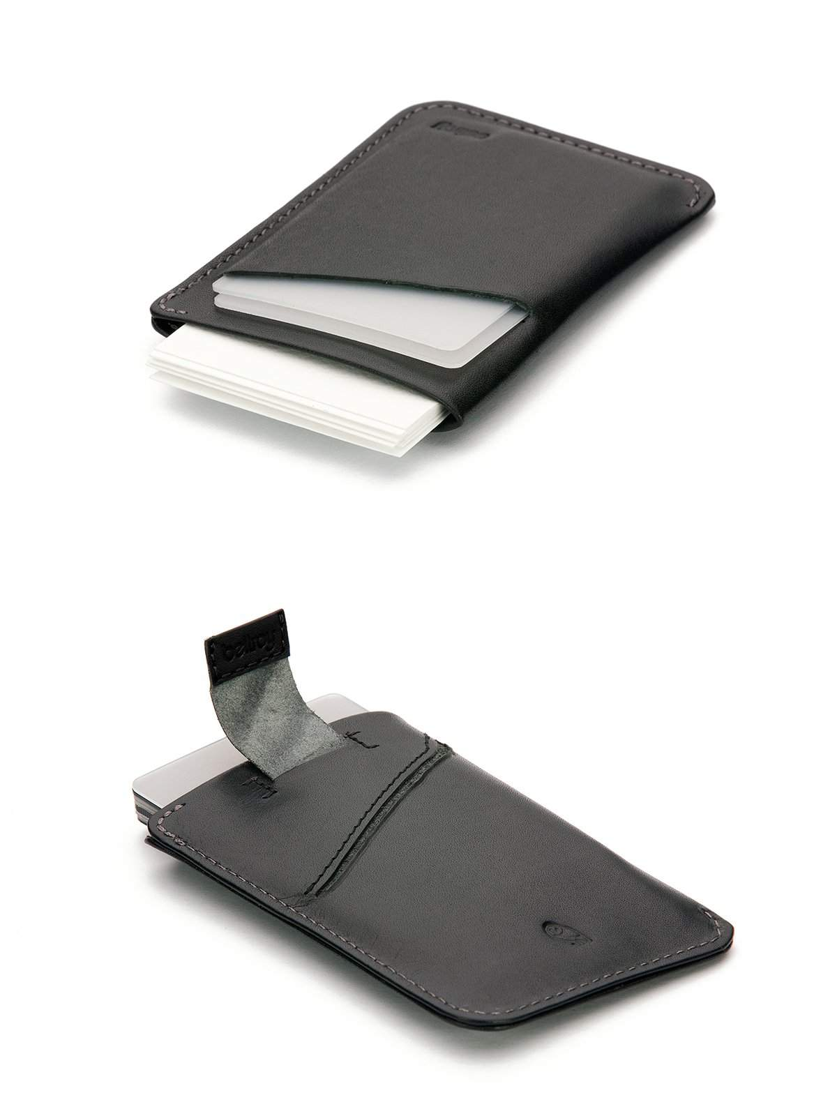 Bellroy Card Sleeve Black - MORE by Morello Indonesia