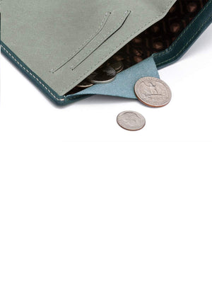 Bellroy Note Sleeve Wallet Teal - MORE by Morello - Indonesia