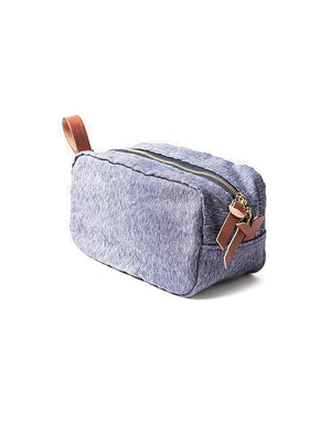 Tanner Goods Drifter Dopp Kit Navy Salt & Pepper - MORE by Morello - Indonesia