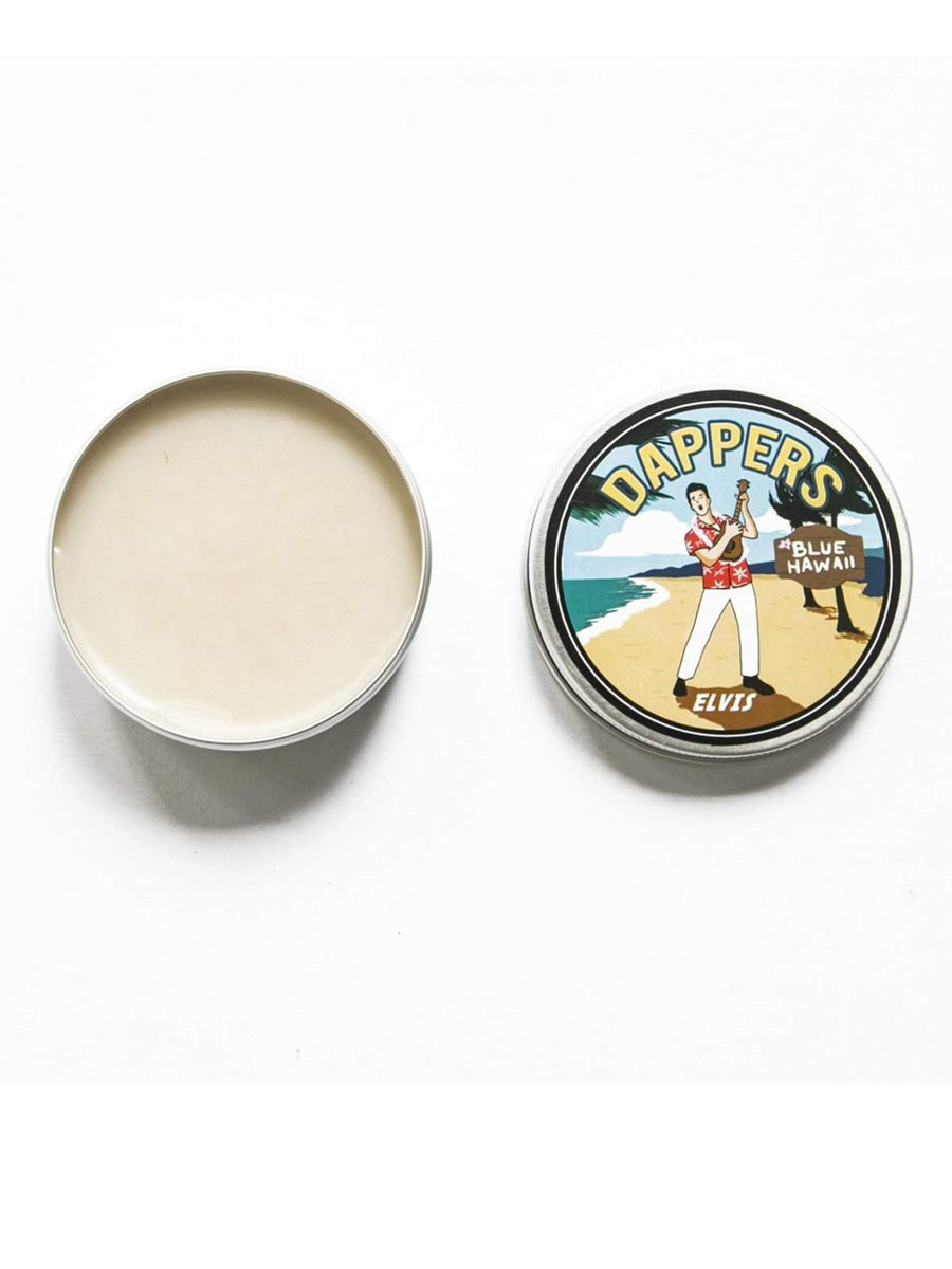Dappers Medium Hold Pomade Blue Hawaii - MORE by Morello - Indonesia