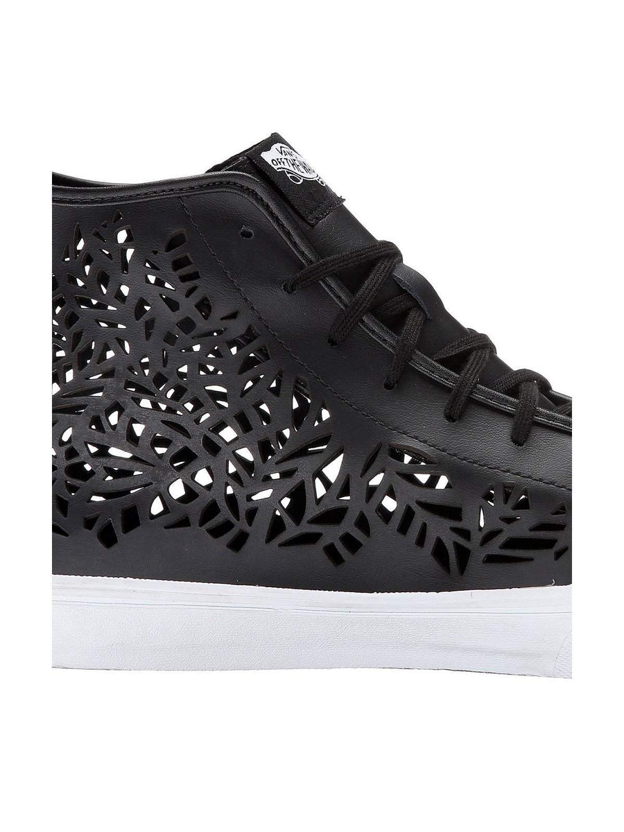 Vans SK8 HI Decon Cut Out Black - MORE by Morello - Indonesia