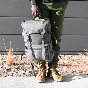 Topo Designs Rover Pack Tech Olive