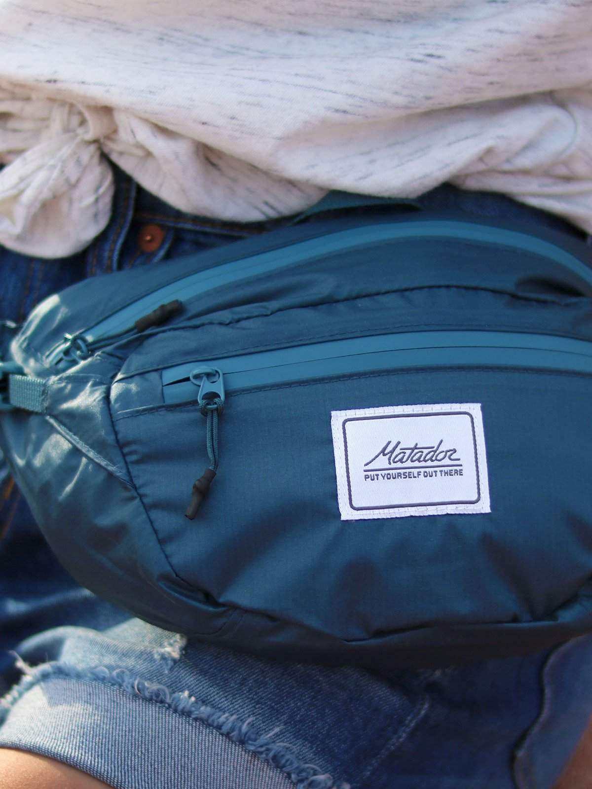 01d419cb55d8 Matador Daylite Packable Hip Pack Grey - MORE by Morello - Indonesia