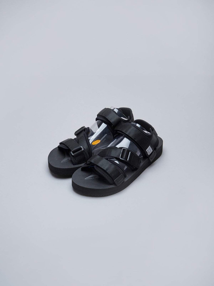 Suicoke KISEE-V Black - MORE by Morello