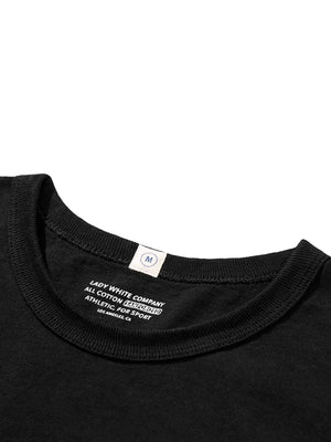 Lady White Co. Clark Pocket Tee Black - MORE by Morello - Indonesia