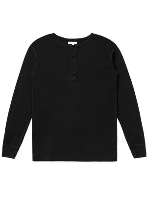 Lady White Co. Henley Black - MORE by Morello Indonesia
