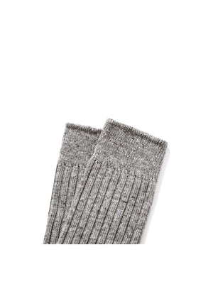 Lady White Co. Socks Grey - MORE by Morello