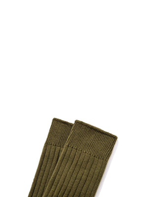 Lady White Co. Socks Olive - MORE by Morello Indonesia