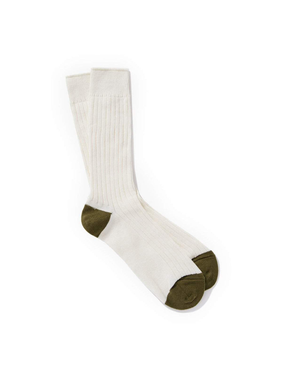 Lady White Co. Socks Natural - MORE by Morello - Indonesia