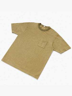 Lady White Co. Gym Tee Khaki Fog - MORE by Morello Indonesia
