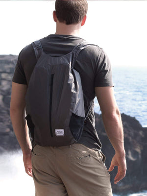 8ad094d65ac9 Matador Freerain24 Packable Backpack Grey - MORE by Morello Indonesia