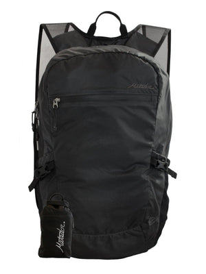 Matador Freefly16 Packable Backpack Charcoal Grey - MORE by Morello Indonesia