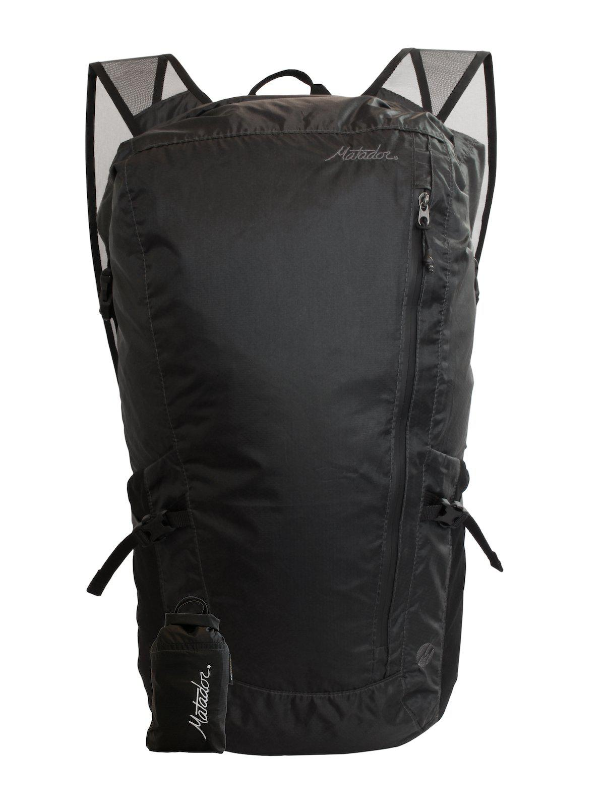 Matador Freerain24 2.0 Packable Backpack Charcoal Grey - MORE by Morello Indonesia