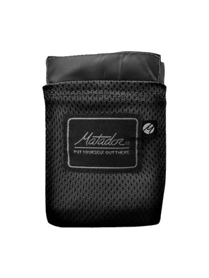 Matador Pocket Blanket 2.0 Black