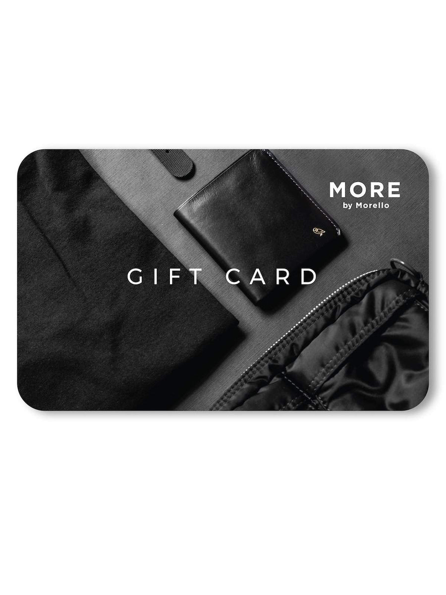 Gift Card - MORE by Morello