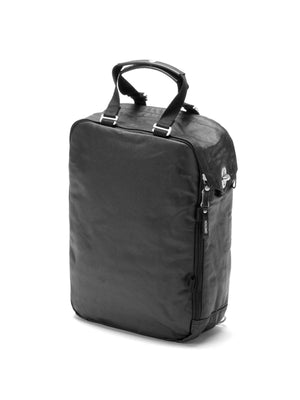 Qwstion Daypack Organic Jetblack-Bags-Qwstion-MORE by Morello
