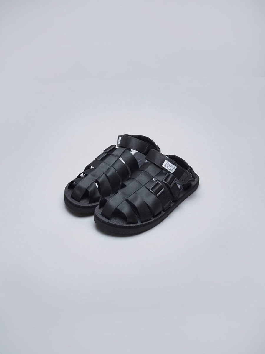Suicoke SHACO Black-Sandals-Suicoke-MORE by Morello