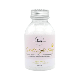 "Be All Skincare - ""Good Night Sleep"" Bath Salts"