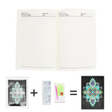 Serenity Diamond Painting Notebook