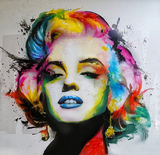 Marilyn Monroe Diamond Painting