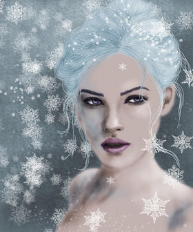 Winteress Diamod Art