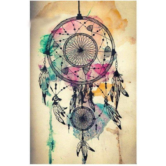 Artsy Dreamcatcher Diamond Painting
