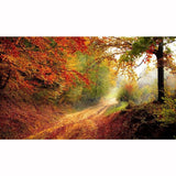 Autumn Scenery Square Diamond Painting