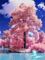 Awesome Spring Blossom Diamond Painting