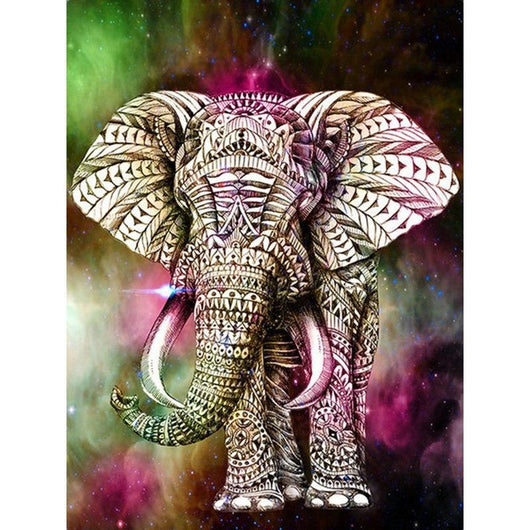 Brilliant Elephant