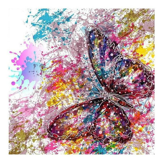 Butterfly  Diamond Painting