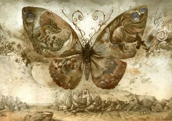Classic Butterfly Diamond Painting