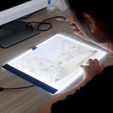 DiamondXpres Dimmable LED Light Pad for Diamond Painting - DS