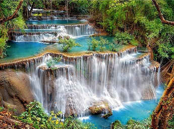 Glorious Gorgeous Waterfall