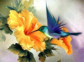 Hummingbird Diamond Painting