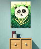 Panda Diamond Art Kit