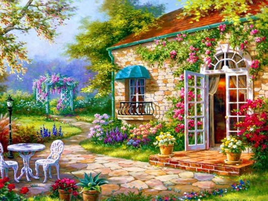 Scenery Diamond Painting