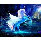 Unicorn Horse Diamond Painting