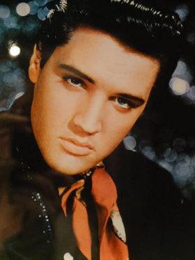 Elvis Presley the King of Rock and Roll  Diamond Art Kit