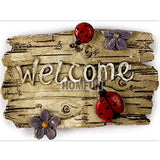 Welcome Home Decor Gift Diamond Painting