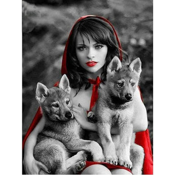 Women And Wolves