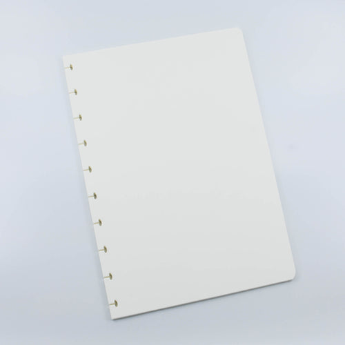 Blank notebook pages refill
