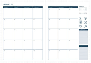 The Monthly Planner Pack