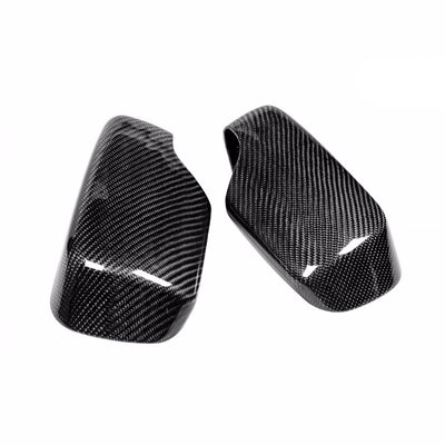 BMW 3 SERIES E46 SEDAN 1998-2005 CARBON FIBER MIRROR COVERS