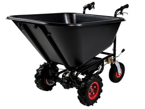Electric Wheelbarrow 4 Wheel