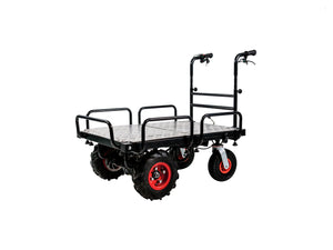 Electric Steel Deck 4 Wheel