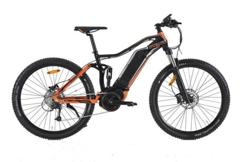 Overfly Electric Bike Aglaia