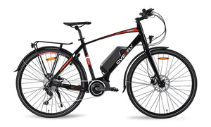 Overfly Electric Bike Speed