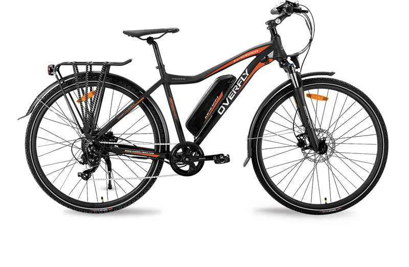Overfly Electric Bike Warrior M