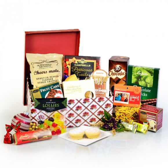 Medium Celebration Gift Box Contents